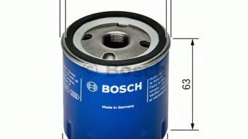 Filtru ulei DACIA DUSTER Caroserie (2011 - 2016) BOSCH F 026 407 022 - produs NOU