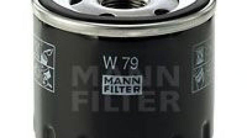 Filtru ulei DACIA LOGAN (LS) (2004 - 2016) MANN-FILTER W 79 produs NOU