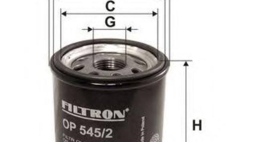 Filtru ulei FIAT STILO (192) (2001 - 2010) FILTRON OP545/2 piesa NOUA