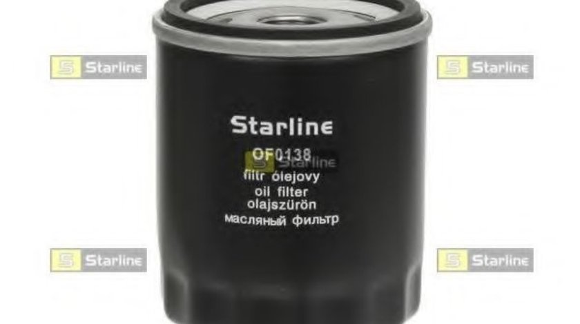 Filtru ulei FORD FOCUS III Limuzina (2010 - 2016) STARLINE SF OF0138 produs NOU