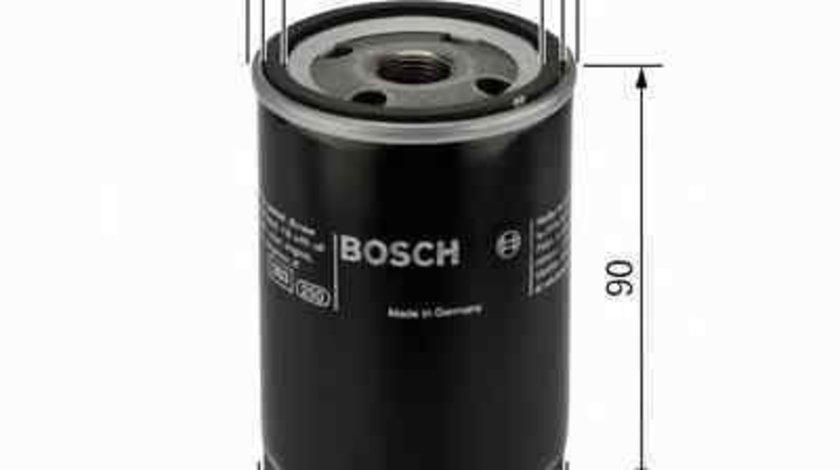 Filtru ulei HONDA ACCORD IV (CB) Producator BOSCH F 026 407 077