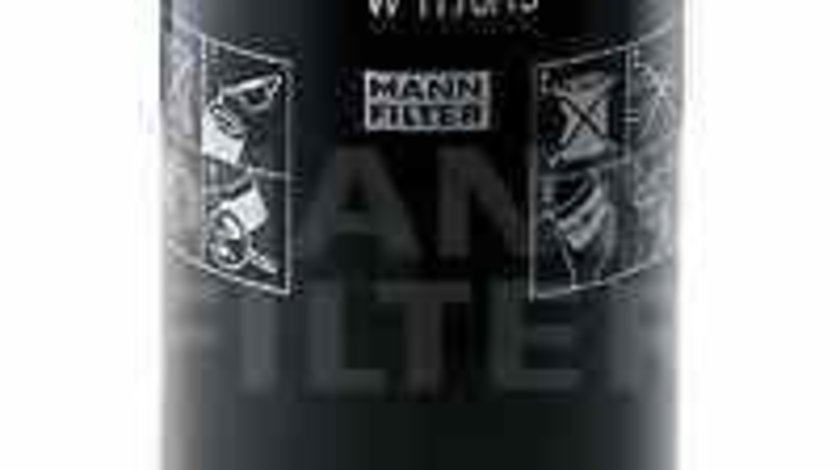 Filtru ulei IVECO 370 MANN-FILTER W 1170/15