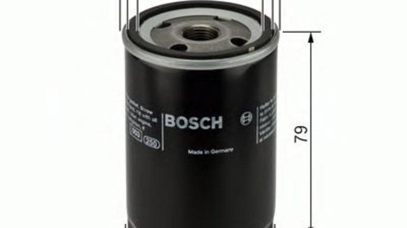 Filtru ulei LANCIA DEDRA (835) (1989 - 1999) BOSCH 0 451 103 351 - produs NOU