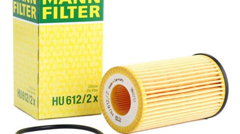 Filtru Ulei Mann Filter Alfa Romeo 159 2005-2012 HU612/2X