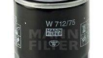 Filtru ulei Mann W712/75 Opel Astra G, Vectra B, A...