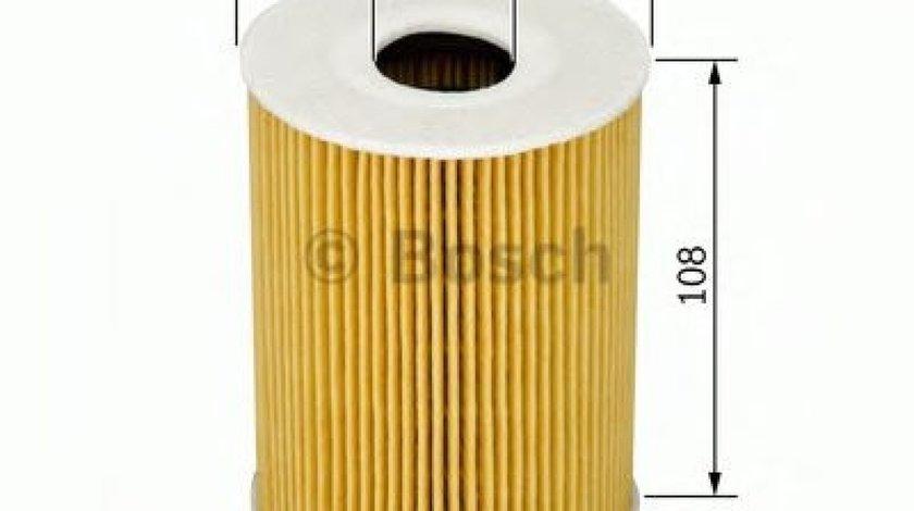 Filtru ulei MERCEDES E-CLASS (W211) (2002 - 2009) BOSCH F 026 407 076 piesa NOUA