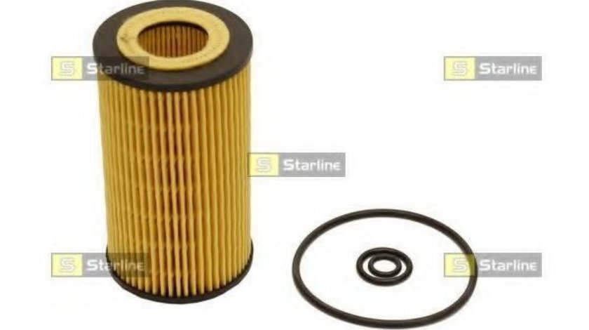 Filtru ulei MERCEDES VITO / MIXTO caroserie (W639) (2003 - 2016) STARLINE SF OF0369 - produs NOU