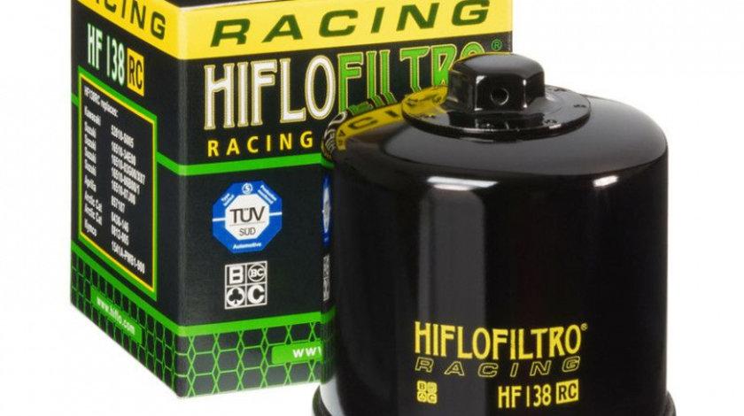 Filtru Ulei Moto Hiflofiltro HF138RC