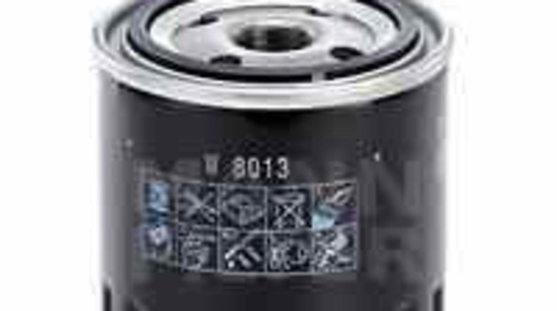 Filtru ulei NISSAN PATHFINDER R51 MANN-FILTER W 8013