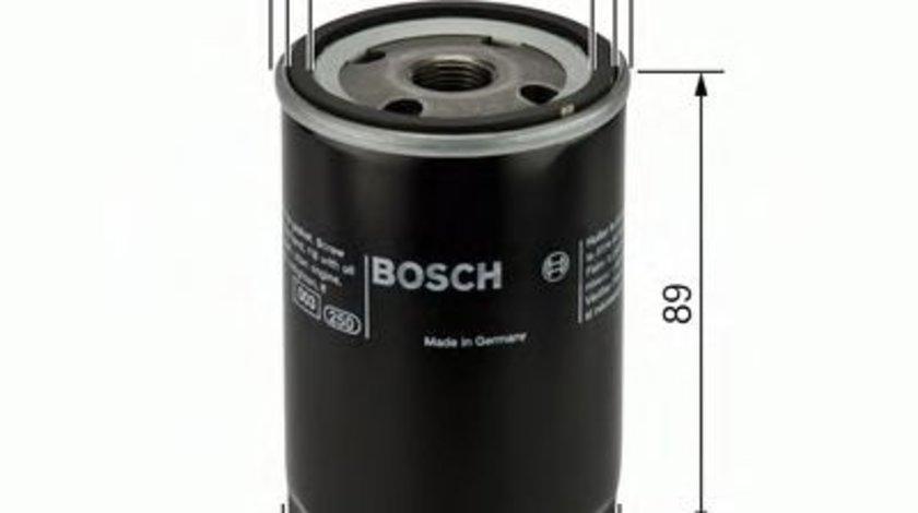 Filtru ulei OPEL ASTRA G Combi (F35) (1998 - 2009) BOSCH 0 451 103 079 - produs NOU