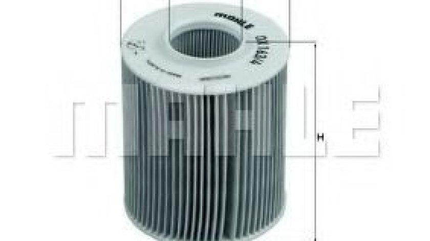 Filtru ulei OPEL ASTRA G Combi (F35) (1998 - 2009) MAHLE ORIGINAL OX 163/4D - produs NOU