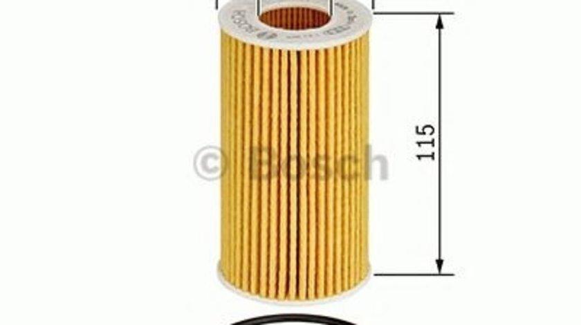 Filtru ulei OPEL ASTRA G Limuzina (F69) (1998 - 2009) BOSCH 1 457 437 002 - produs NOU