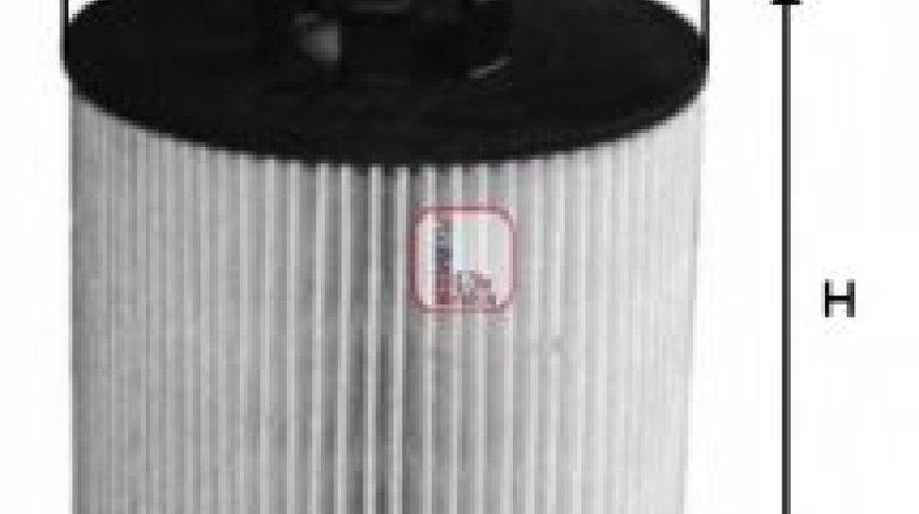Filtru ulei OPEL ASTRA J GTC (2011 - 2016) SOFIMA S 5064 PE - produs NOU