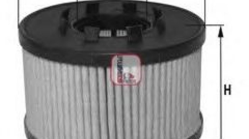 Filtru ulei OPEL TIGRA TwinTop (2004 - 2016) SOFIMA S 5043 PE - produs NOU
