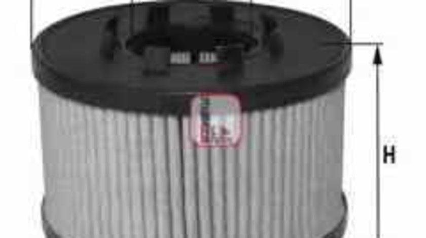 Filtru ulei OPEL TIGRA TwinTop SOFIMA S 5043 PE