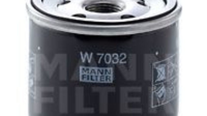 Filtru ulei RENAULT CLIO IV (2012 - 2016) MANN-FILTER W 7032 produs NOU
