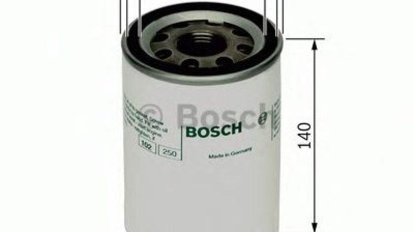 Filtru ulei SEAT TOLEDO I (1L) (1991 - 1999) BOSCH 0 451 103 347 produs NOU