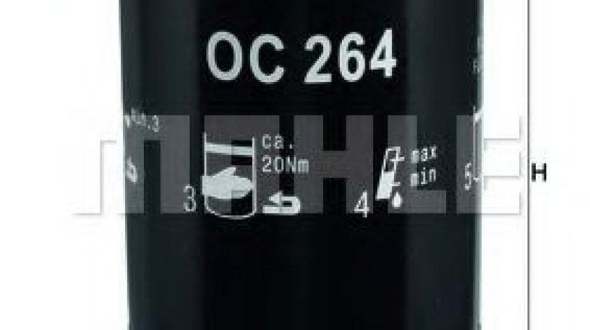 Filtru ulei SEAT TOLEDO II (1M2) (1998 - 2006) MAHLE ORIGINAL OC 264 produs NOU