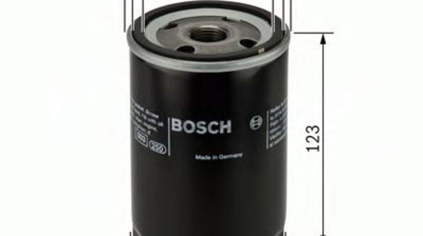 Filtru ulei SEAT TOLEDO III (5P2) (2004 - 2009) BOSCH 0 451 103 314 produs NOU