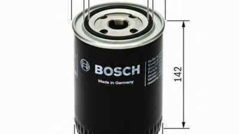 Filtru ulei VW PASSAT Variant 3B5 BOSCH 0 986 452 400