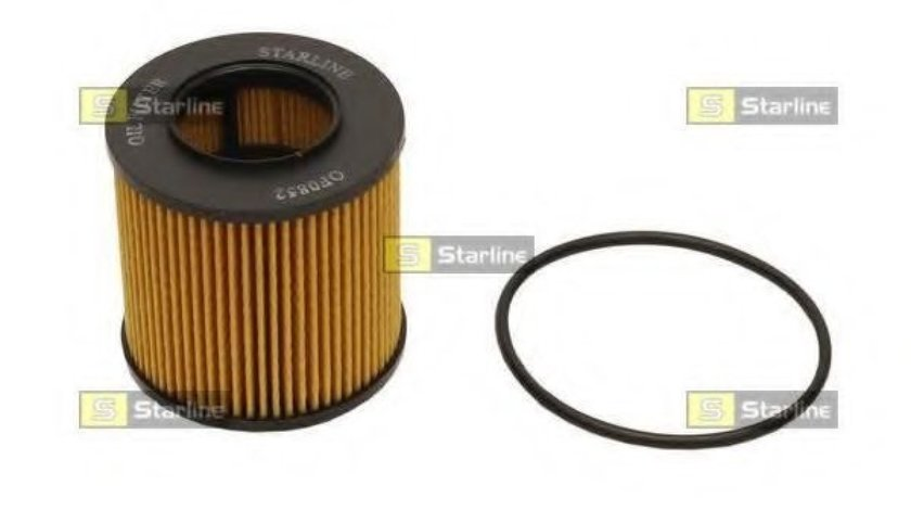 Filtru ulei VW POLO (9N) (2001 - 2012) STARLINE SF OF0852 produs NOU