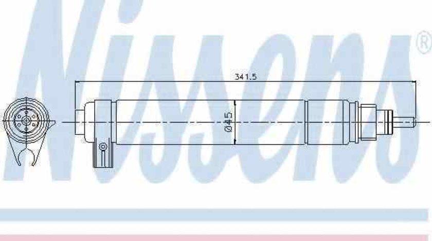 Filtru Uscator Aer Conditionat FIAT ULYSSE 220 NISSENS 95346