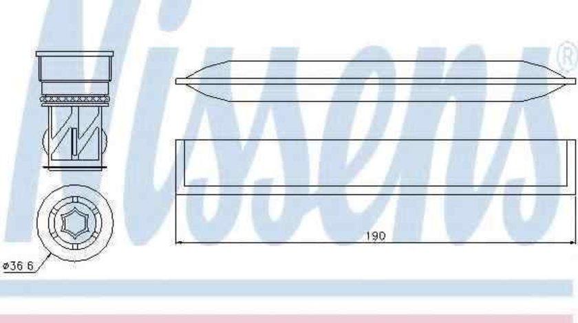 Filtru Uscator Aer Conditionat ROLLS-ROYCE GHOST NISSENS 95454