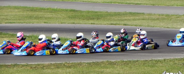 Final de sezon competitional intern in kartingul romanesc