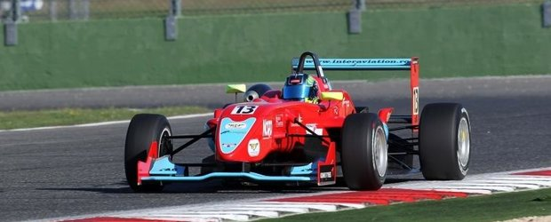 Final de sezon in Formula 3 Italiana si pentru Robert Visoiu