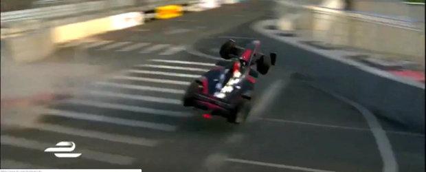 Final dement la prima cursa de Formula E