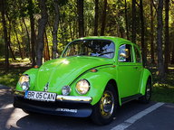Finalizare reconstructie VW 1600 Kafer