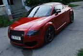 Fire Starter: Audi TT by Cristi