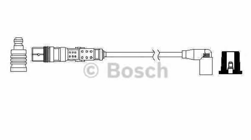 fisa bujii AUDI A3 (8P1) BOSCH 0 986 357 732