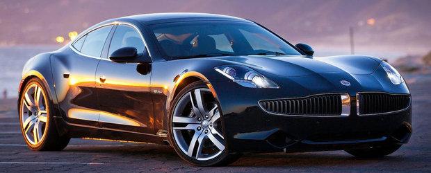 Fisker Automotive si-a declarat oficial falimentul