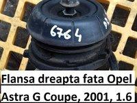 Flansa dreapta fata Opel Astra G Coupe