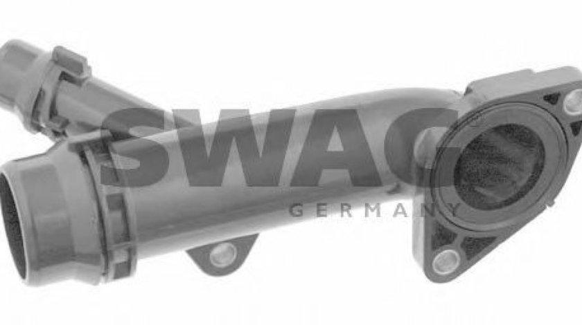Flansa lichid racire BMW Seria 5 (E60) (2003 - 2010) SWAG 20 92 6639 piesa NOUA