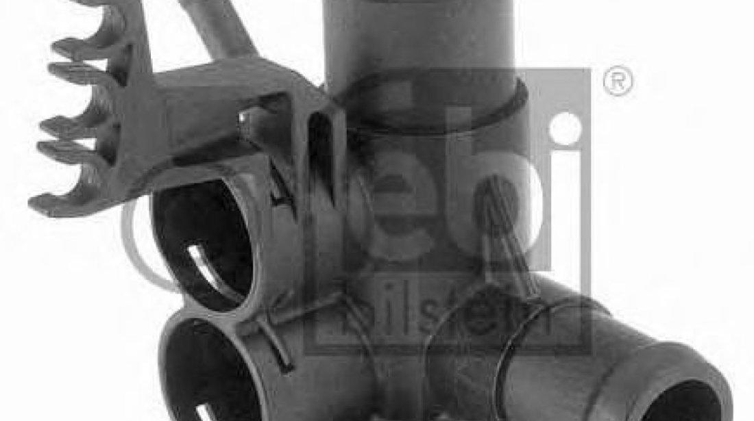 Flansa lichid racire SEAT CORDOBA (6K1, 6K2) (1993 - 1999) FEBI BILSTEIN 12406 piesa NOUA