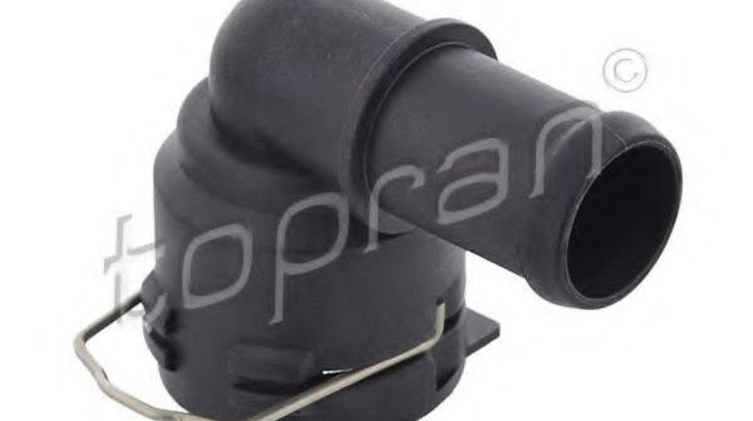 Flansa lichid racire VW GOLF VI (5K1) (2008 - 2013) TOPRAN 111 240 produs NOU