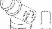 Flansa lichid racire VW TOURAN (1T1, 1T2) TOPRAN 1...