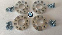 Flanse Distanțiere BMW de 20 mm sau 25 mm cu prin...
