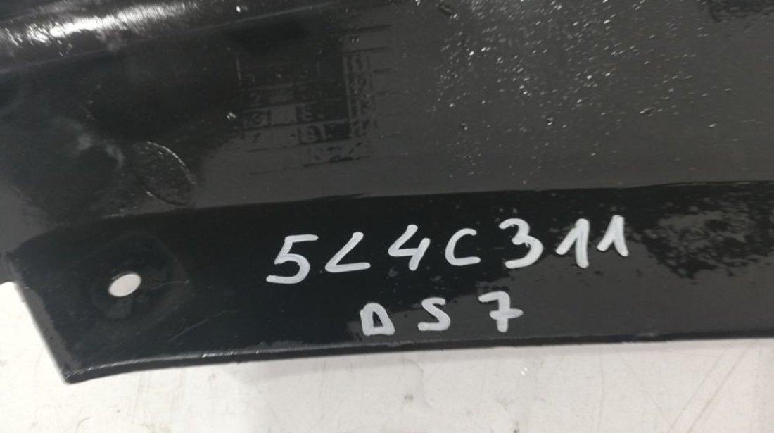 Flaps dreapta spoiler bara fata Citroen DS7 An 2019 2020 2021 cod 9819736877