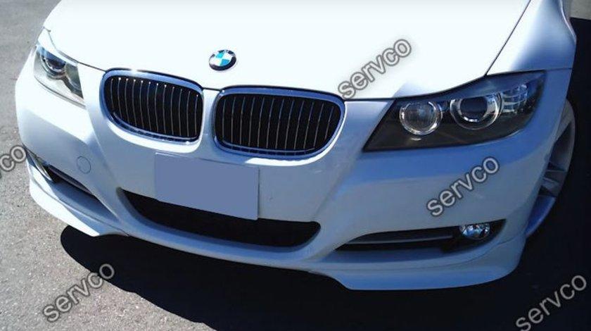 Flapsuri bara fata BMW E90 E91 2009-2012 LCi facelift pt bara normala v6