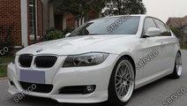 Flapsuri splitere prelungiri bara fata BMW E90 E91...