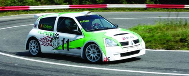 Florentin Petre si Colina Motors - Primul succes cu Renault Clio Super 1600