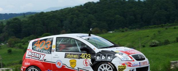 Florin Tincescu debuteaza in Campionatul National de Viteza in Coasta