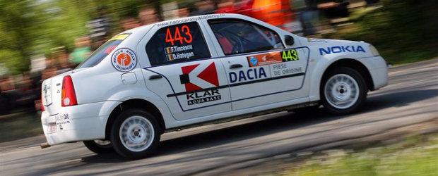 Florin Tincescu si-a serbat majoratul debutand in Cupa Dacia 2011 - Interviu