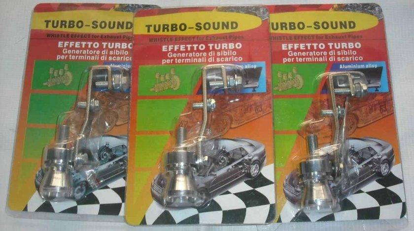 Fluier toba cu sunet de turbo
