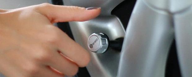 FOBO, senzorii de presiune in anvelope care se conecteaza la telefon