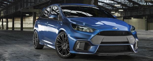 Focus-ul RS ii pune in dificultate pe americani. Ford nu face fata comenzilor, asa ca unele livrari vor fi amanate