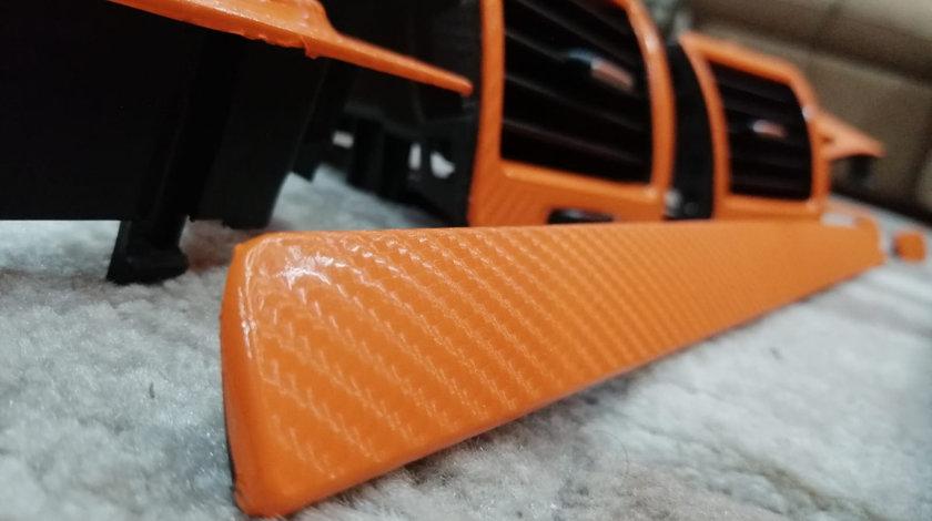 Folie carbon 4D Portocalie de interior sau exterior